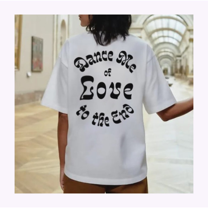 Chelsea Hotel Dance me T-Shirt