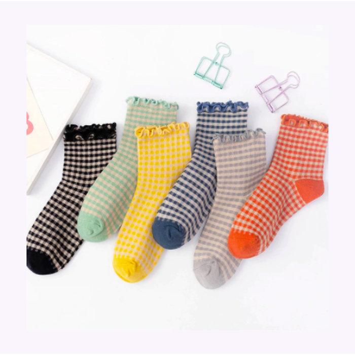 Rainbow Unicorn Reese Socks