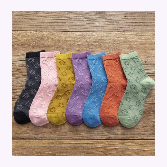 Rainbow Unicorn Rainbow Unicorn Inna Socks
