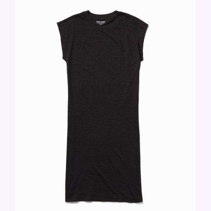 Richer Poorer Richer Poorer Black T-Shirt Dress