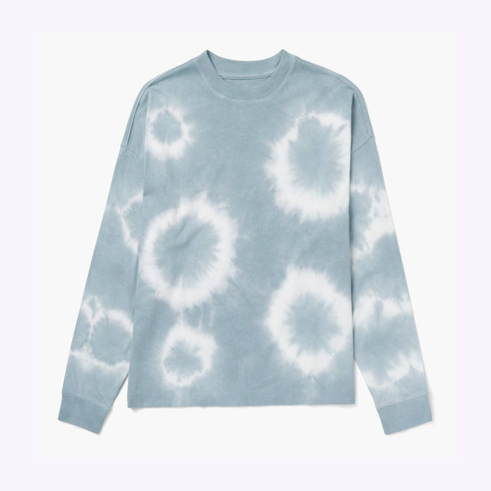 Richer Poorer Richer Poorer Mirage Wash Relaxed Long Sleeve Tee