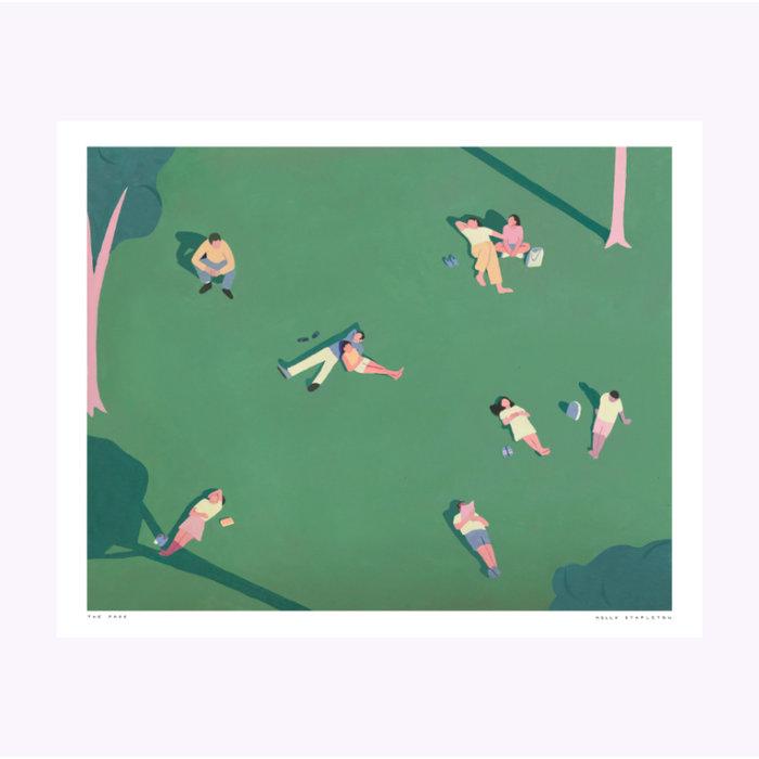 Affiche The Park Holly Stapleton
