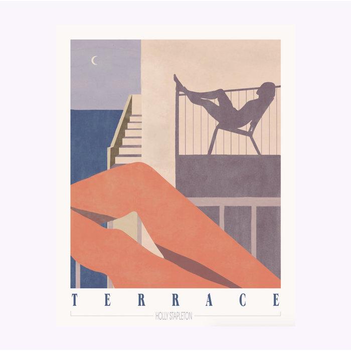 Affiche Terrace Holly Stapleton