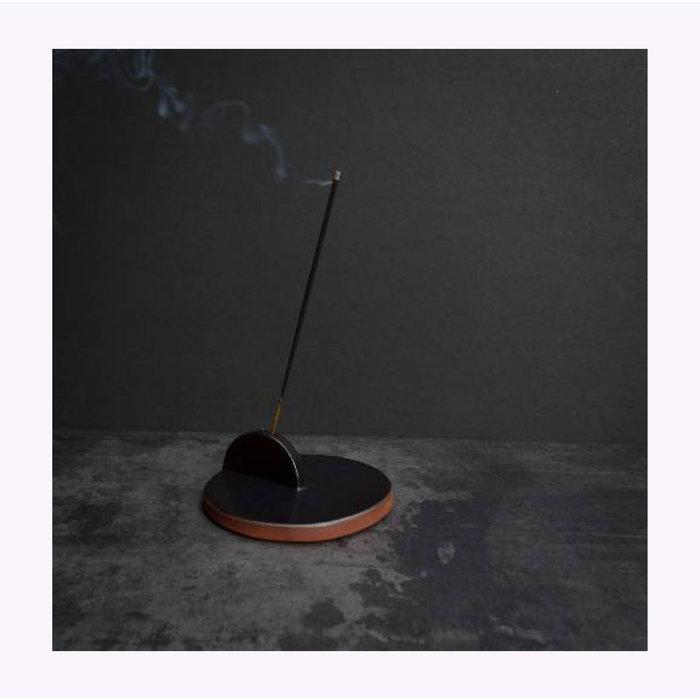 Maison Stoï Black Incense Holder