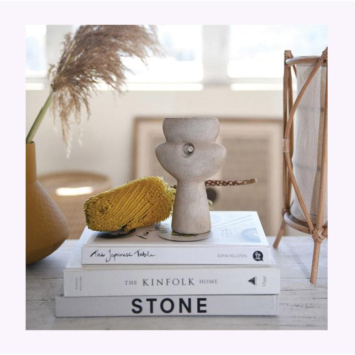 Bloomingville Sculptural Sand Vase