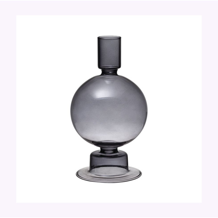 Bloomingville Smoke Candle Holder/Vase