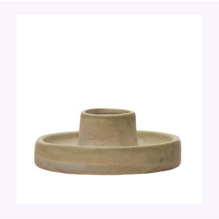 Bloomingville Small Cream Candle Holder