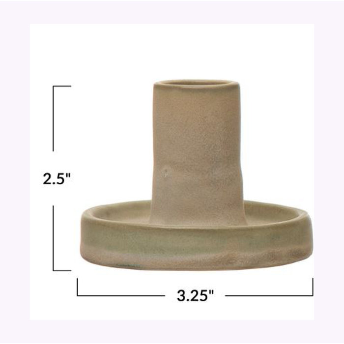 Bloomingville Large Cream Candle Holder