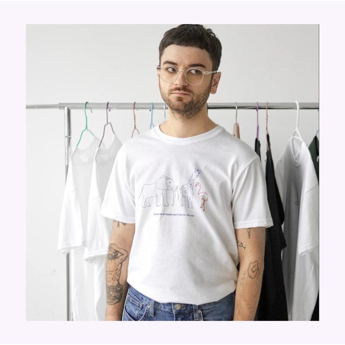 Toujours Correct Diversity T-Shirt
