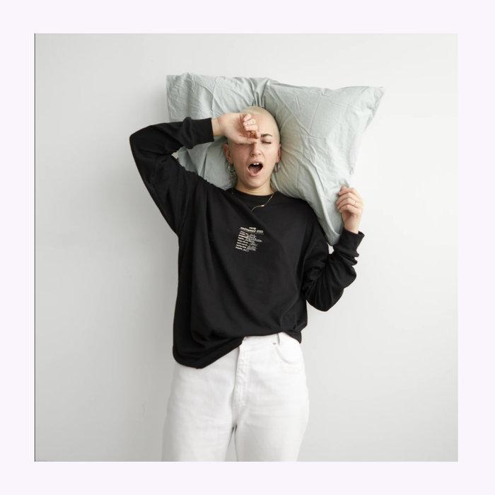 Toujours Correct T-shirt Manches Longues Recap Toujours Correct