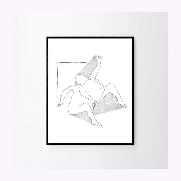 Bello Affiche Metamorphosis 8x10 Anne-Marie Gratton