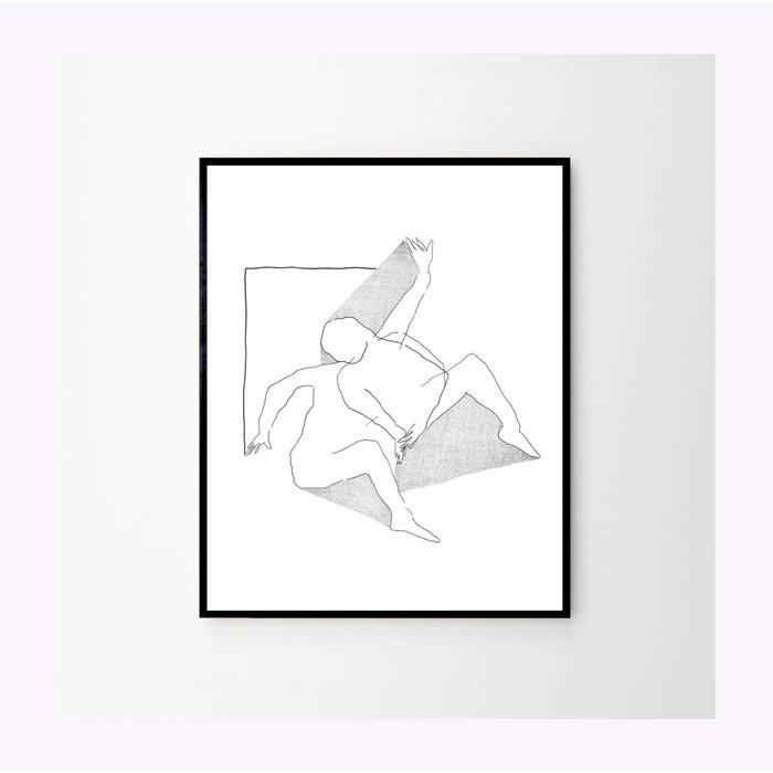 Affiche Metamorphosis 8x10 Anne-Marie Gratton