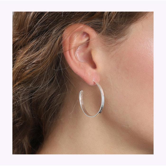 Pilgrim Bella Large Earrings