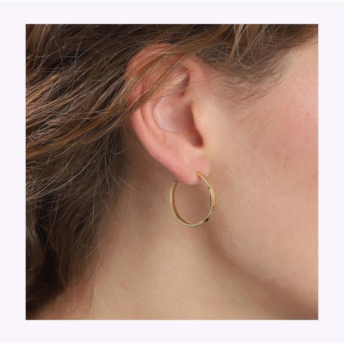 Pilgrim Bella Medium Earrings