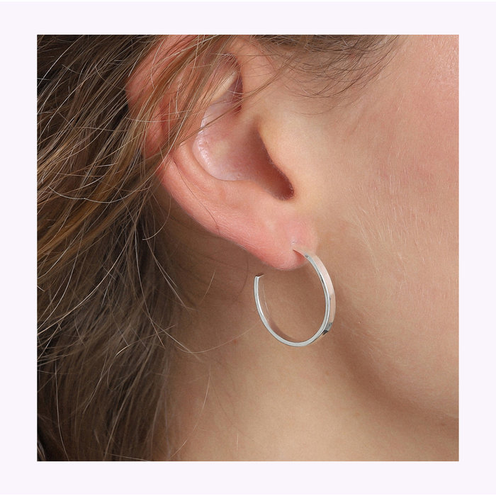 Boucles d'oreilles Bella Moyen Pilgrim