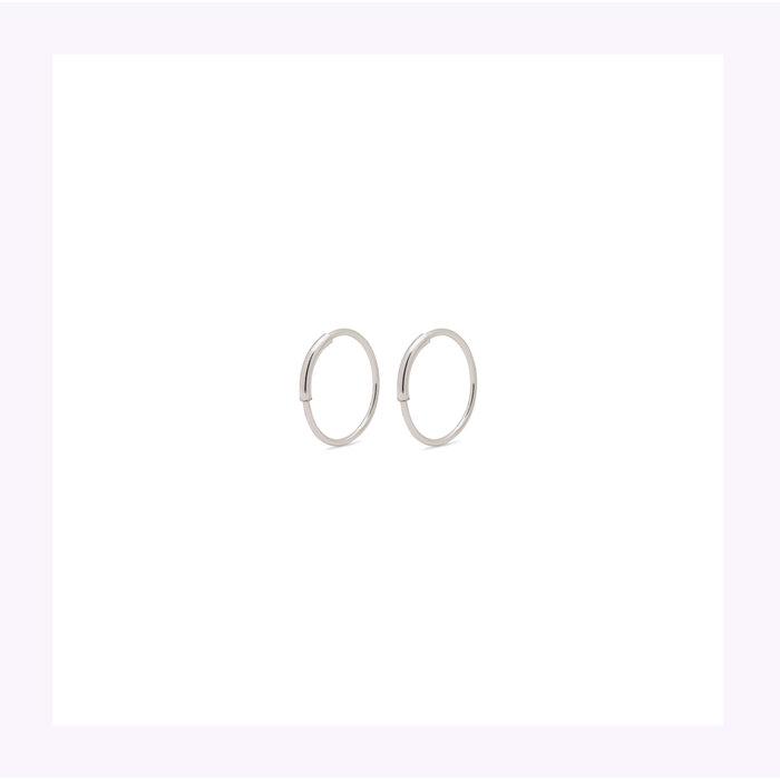 Boucles d'oreilles Raquel 10mm Pilgrim