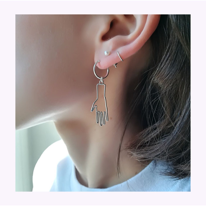Bilak First Hand Earrings