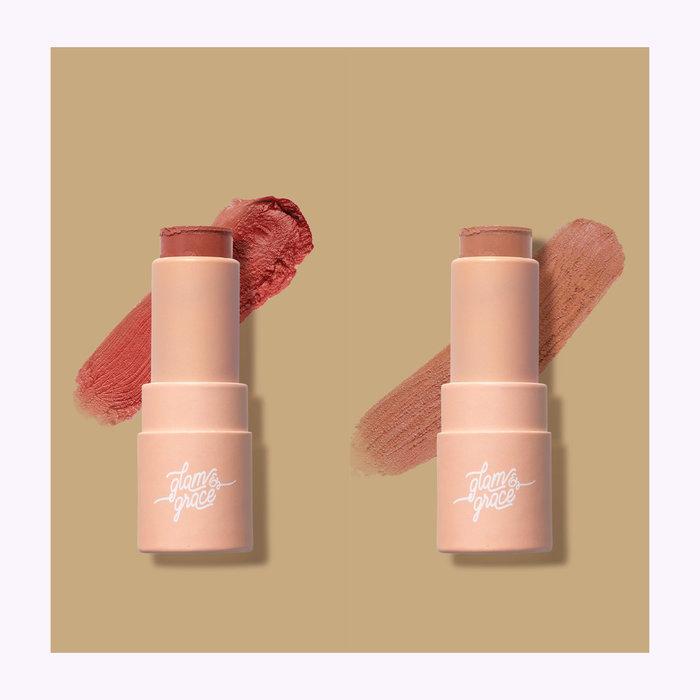 Glam & Grace Glam & Grace Mega Color Lip Balm (New Packaging)