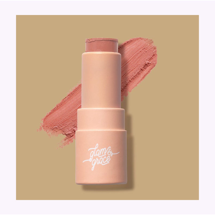 Glam & Grace Mega Color Lip Balm (New Packaging)