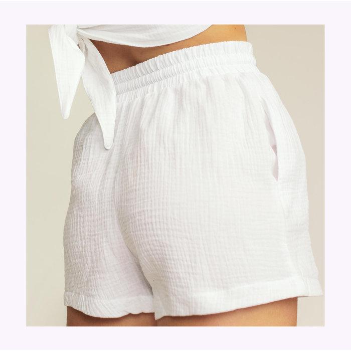 Dailystory Cognac Maïté Shorts