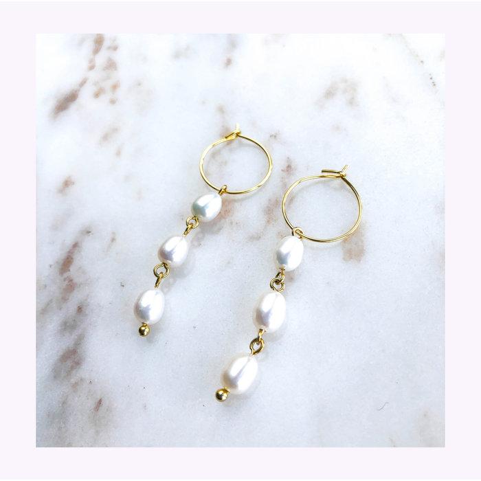 Horace Ossa Earrings