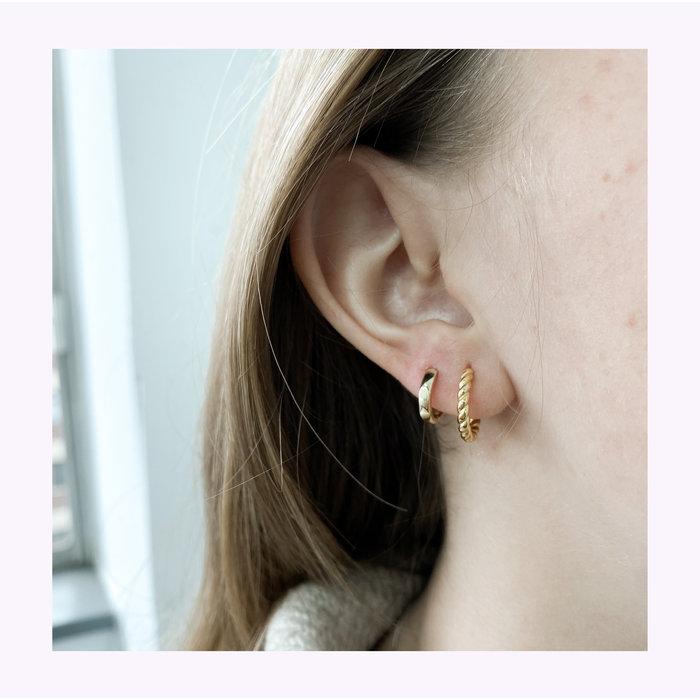 Boucles d'oreilles Martalo Horace