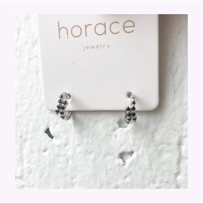 Boucles d'oreilles Nola Horace