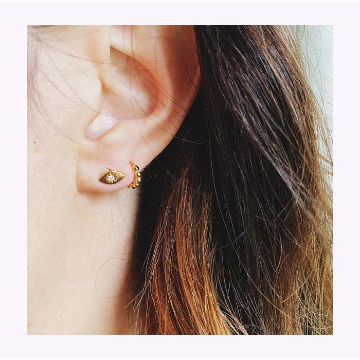 Boucles d'oreilles Ciroco Horace