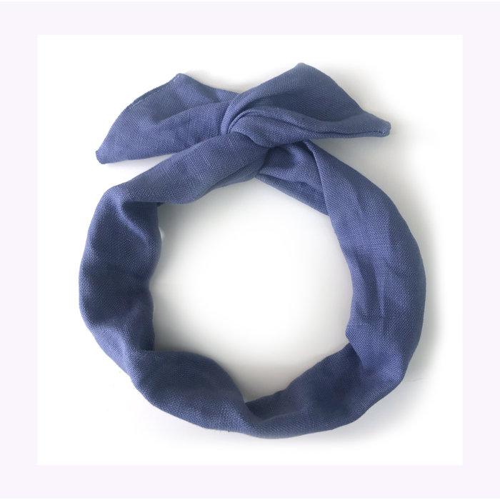 Gibou Linen Twist Headband