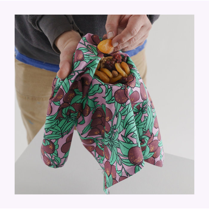 Baggu Backyard Fruits Reusable Cloth