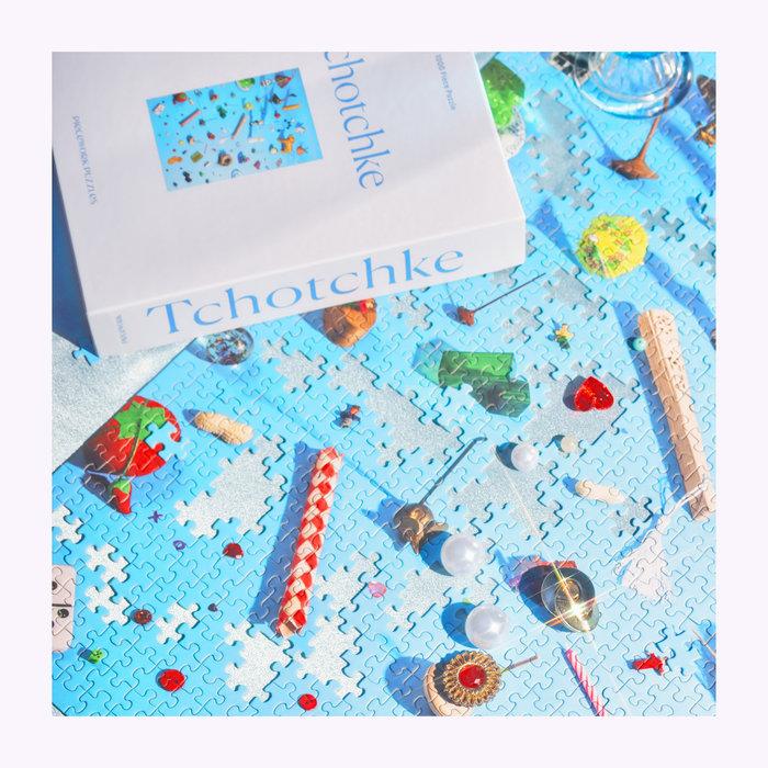 Piecework Piecework Tchotchke Puzzle