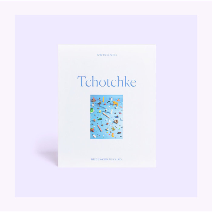 Casse-tête Tchotchke Piecework