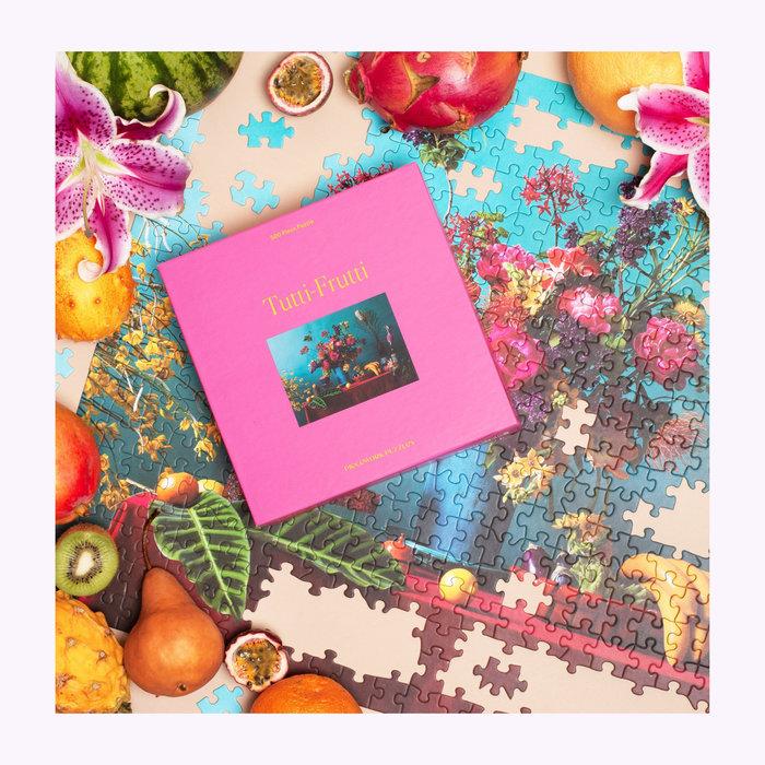 Piecework Piecework Tutti Frutti Puzzle