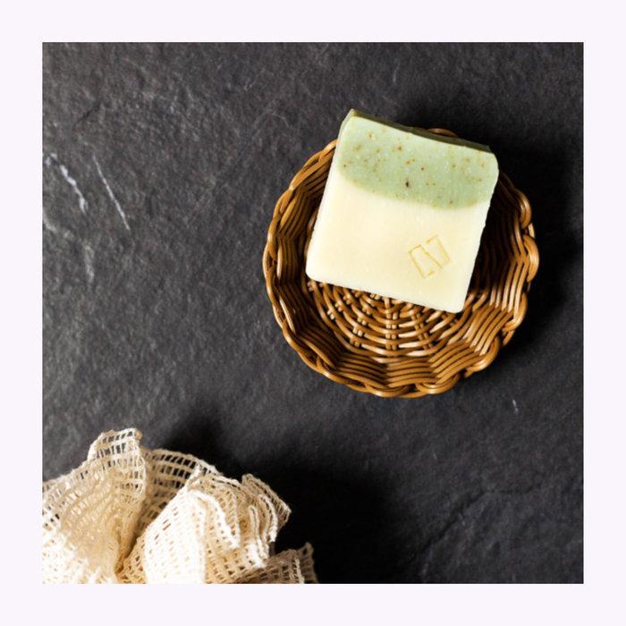 Deux cosmétique Deux Cosmétiques Rosemary & Shea Butter Soap