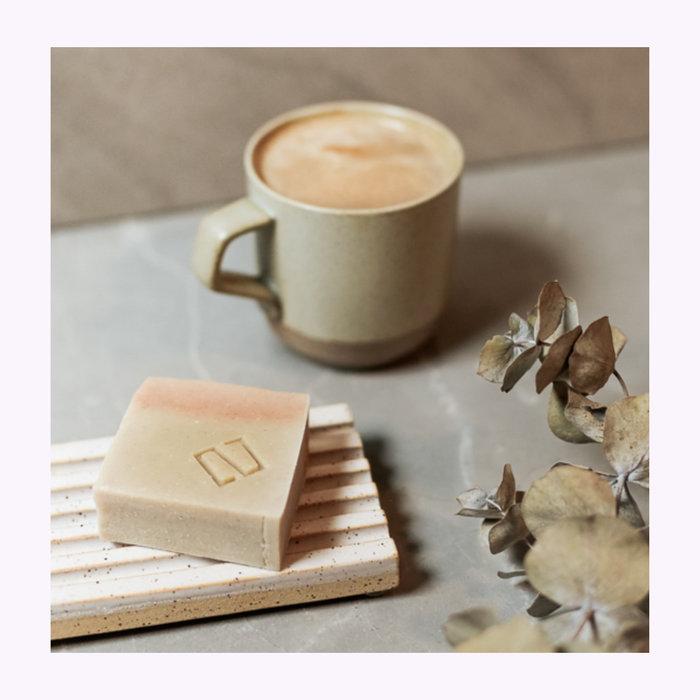 Deux cosmétique Deux Cosmétiques Argan & Eucalyptus Soap