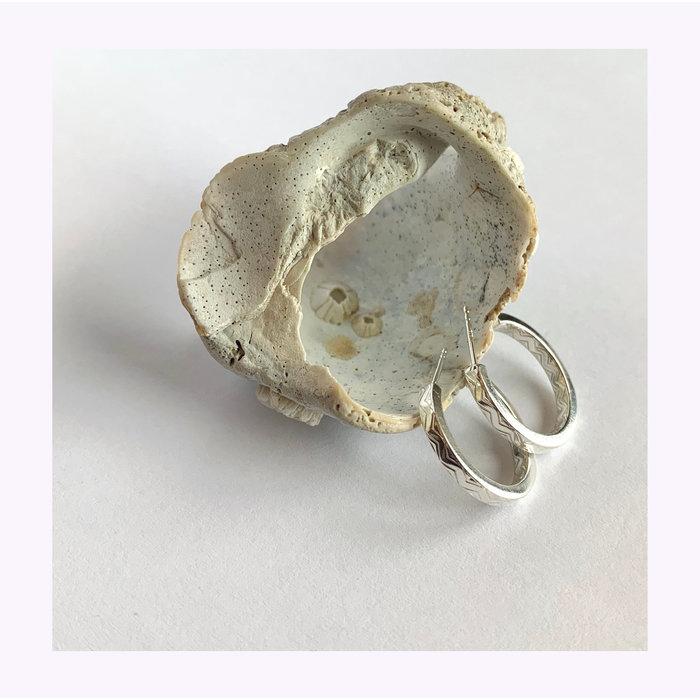 La Manufacture Louisette Silver Earrings