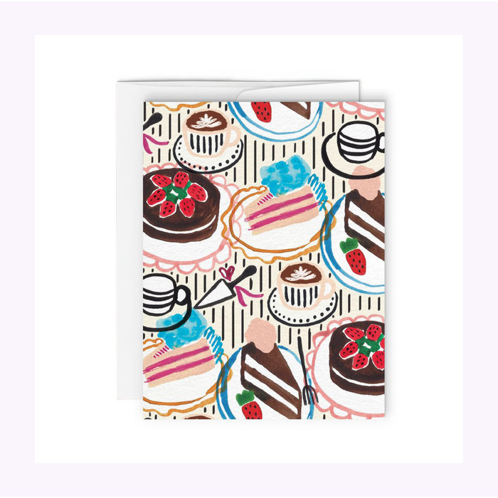 Carte Sweet Table Paperole