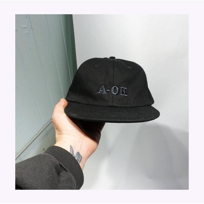 A-OK Black Cap