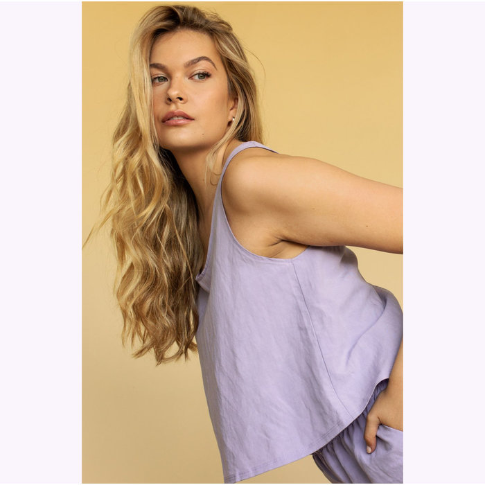 Dailystory Lilac Maggie Tank Top