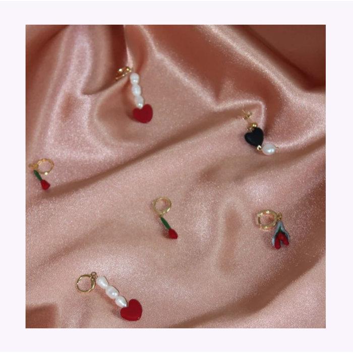 Boucles d'oreilles Ahava Crumi Stuff