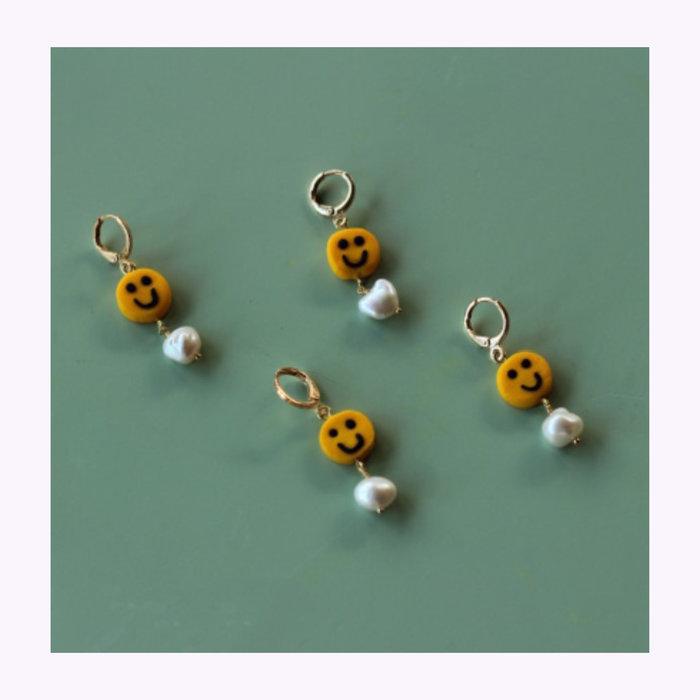 Crumi Stuff Crumi Stuff Felizy Earrings