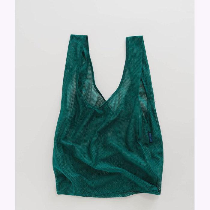 Baggu sac réutilisable Sac réutilisable Baggu Mesh Malachite