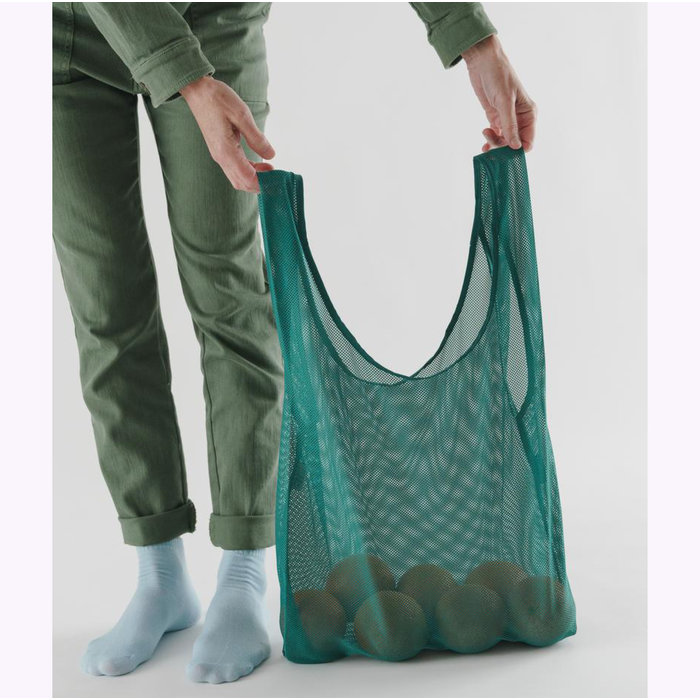 Baggu Mesh Malachite Reusable Bag