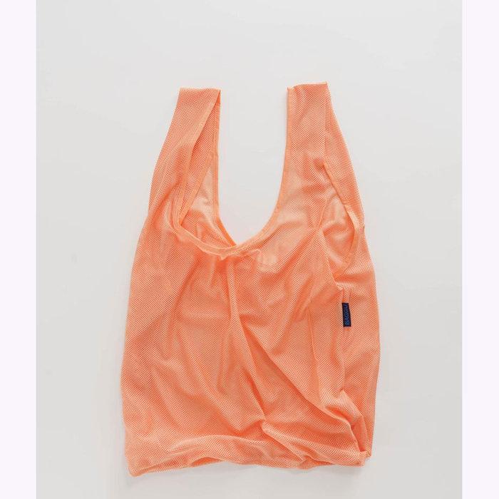 Baggu sac réutilisable Baggu Mesh Cantaloupe Reusable Bag