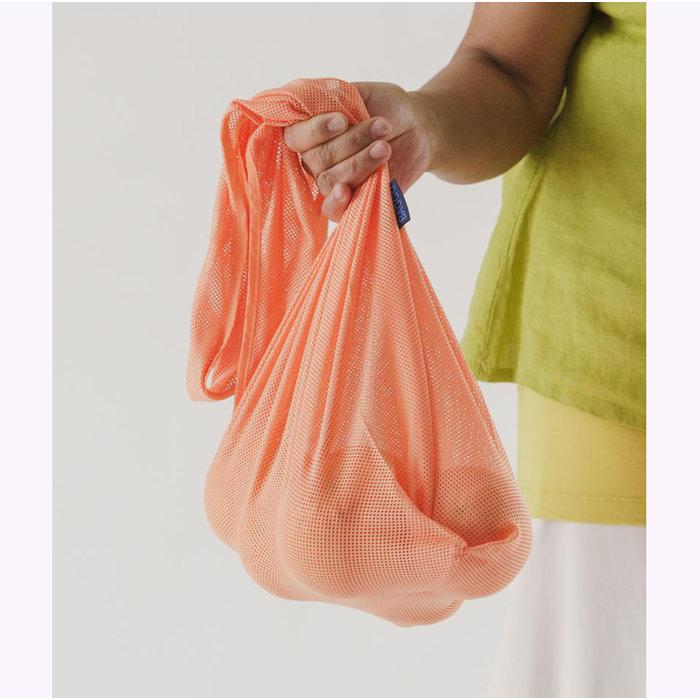 Baggu Mesh Cantaloupe Reusable Bag