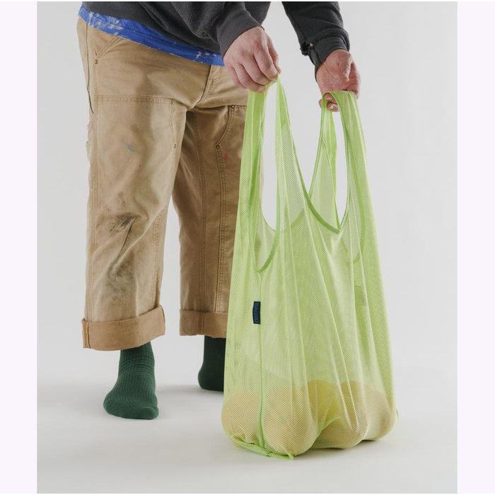 Baggu Mesh Limeade Reusable Bag