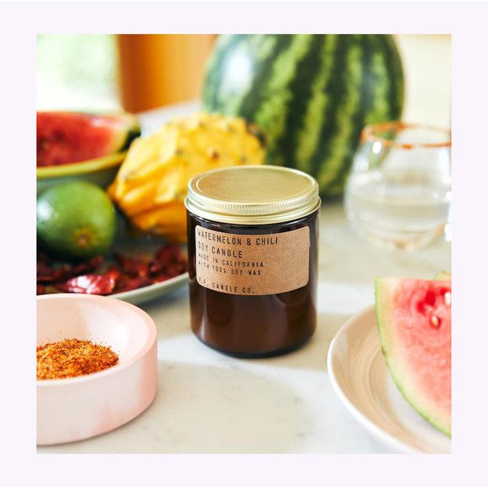 Bougie Pf Candle Co. Melon et Chili Standard