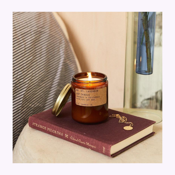 PF Candle co Bougie Pf Candle Co. Lavande Standard