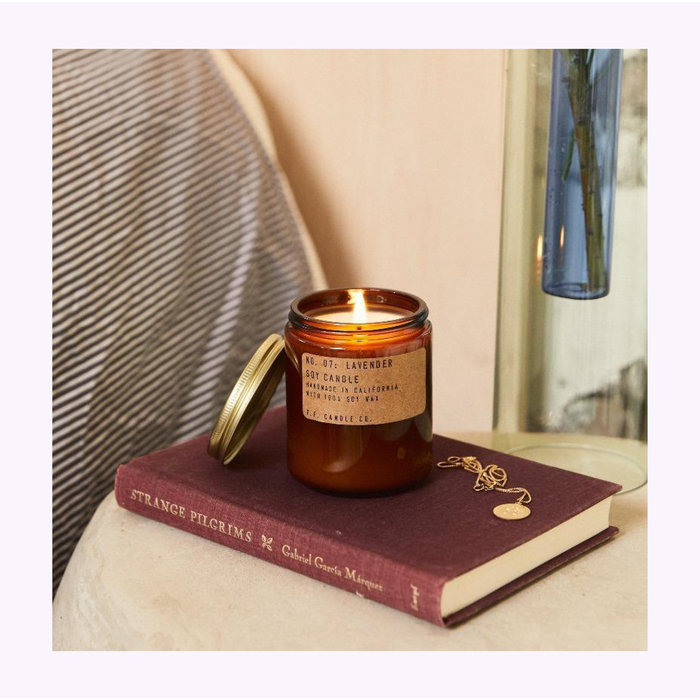Pf Candle Co. Standard Lavender Candle
