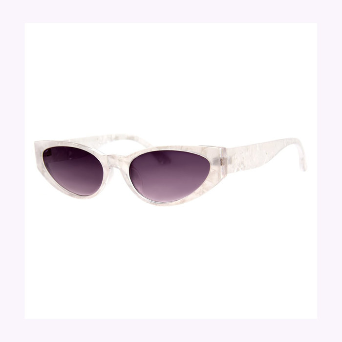 AJ Morgan AJ Morgan White Pants on Fire Sunglasses
